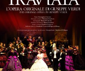 L'opera originale di Giuseppe Verdi con balletto