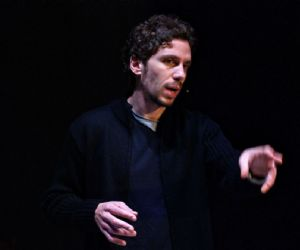 Uno dei monologhi più apprezzati al Roma Fringe Festival 2014