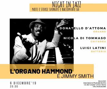 Concerti: L'organo Hammond e Jimmy Smith