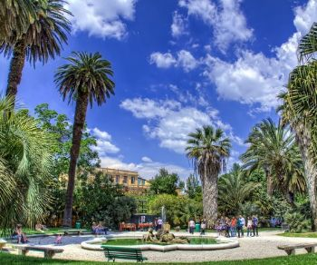 Visite guidate - L'Orto Botanico di Roma