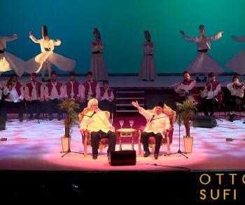 Dervisci rotanti al Teatro Argentina