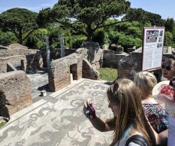 Bambini - Gli Scavi di Ostia Antica spiegati ai bambini