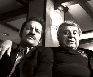 Con Otello Profazio e Peppe Voltarelli