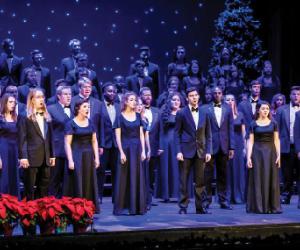 Concerti - Il coro della Ouachita University a Santa Maria sopra Minerva