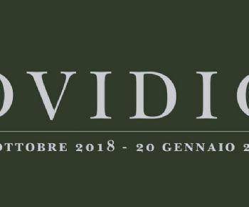 Mostre - Ovidio. Amori, miti e altre storie