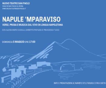 Spettacoli - Napule 'mparaviso