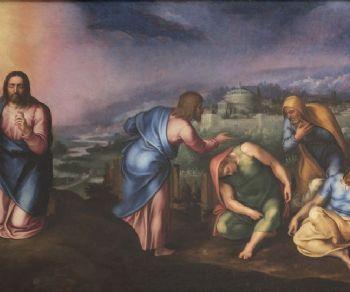 Visite guidate - Palazzo Barberini e la mostra di Michelangelo. Ingresso gratuito