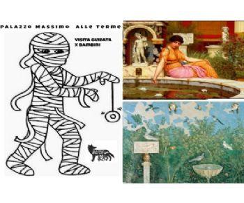 Bambini - I giocattoli della Mummia e il giardino dell'Imperatrice