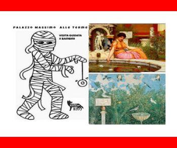 Bambini e famiglie: I giocattoli della Mummia e il giardino dell'Imperatrice