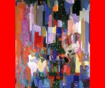 Gallerie - Ugo Attardi. gigantomachia 1949-2003