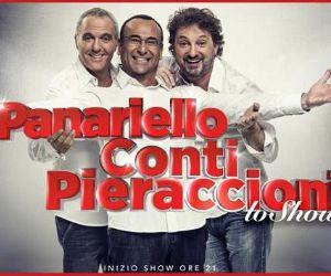 Spettacoli: Panariello, Conti, Pieraccioni - Lo Show