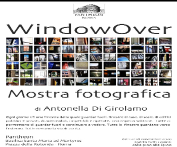 Locandina evento: Window Over. 791 finestre