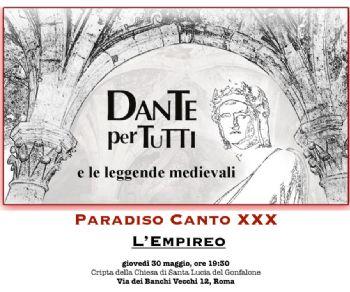 Paradiso XXX - L'Empireo