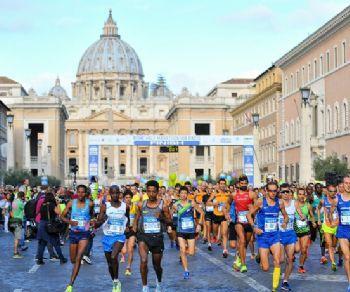 Altri eventi - Roma Half Marathon Via Pacis 2018