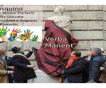 Bambini - Pasquino e le statue parlanti di Roma