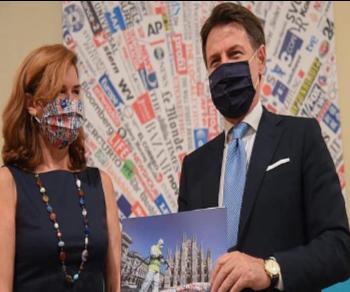 Mostre - Lockdown Italia visto dalla Stampa Estera