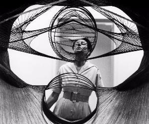 Invenzione di Don Chisciotte e Peggy Guggenheim Art Addict
