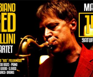"Fabiano ""Red"" Pellini Quartet"
