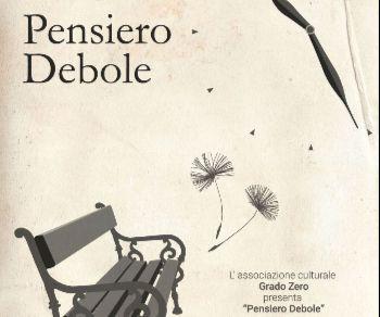 Spettacoli - Pensiero Debole
