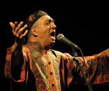 Locandina: Peppe Barra inaugura 'I Concerti nel Parco'