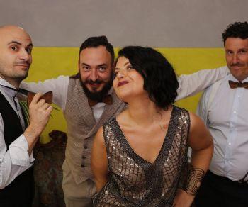 Concerti: Ipiniswing, serata dedicata ai balli swing presso Pinispettinati