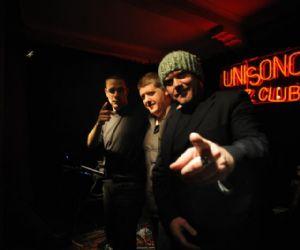 Con Alfonso Santimone alle tastiere e Pierpaolo Ranieri al basso el.
