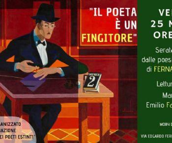 Reading dalle opere di Fernando Pessoa
