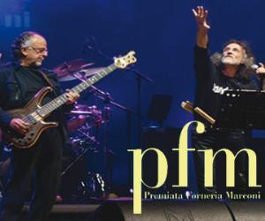 Concerti: PFM All the best