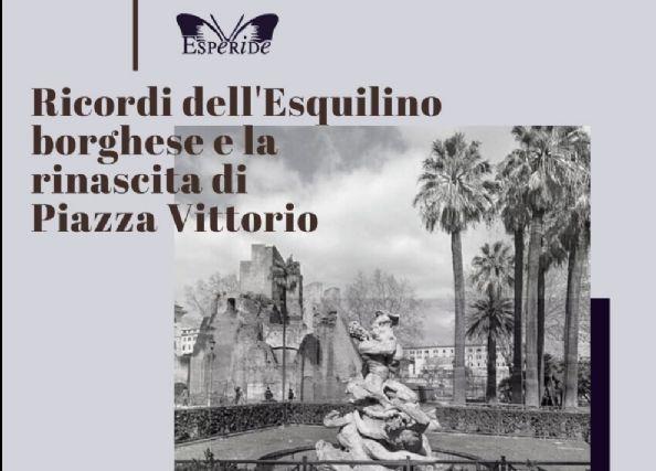 Visite guidate - Ricordi dell'Esquilino Borghese e la rinascita di Piazza Vittorio