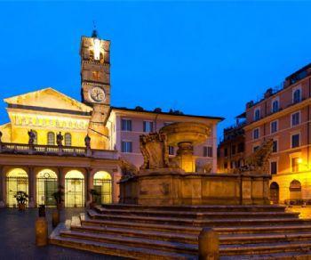 Passeggiata serale nel cuore di Roma