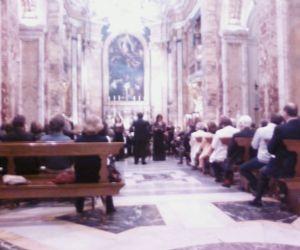 I capolavori di Caravaggio e concerto di musica barocca