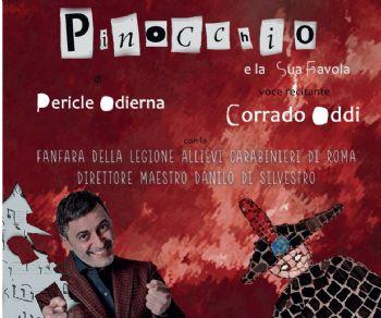 Spettacoli - Pinocchio e la sua favola