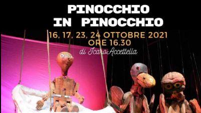 Spettacoli - Pinocchio in Pinocchio