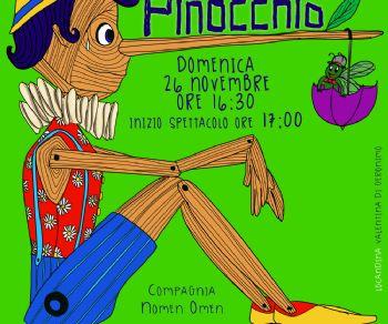 Spettacoli - Le avventure di Pinocchio
