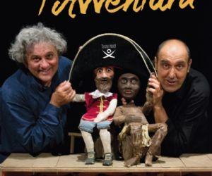 Spettacoli: Robinson Crusoe. L'avventura
