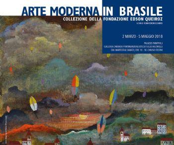 Mostre - Arte Moderna in Brasile