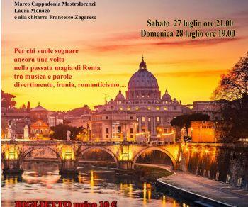 Spettacoli - Viaggio nella Poesia Romanesca