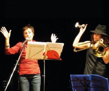 Spettacoli - Poesie e Trombone