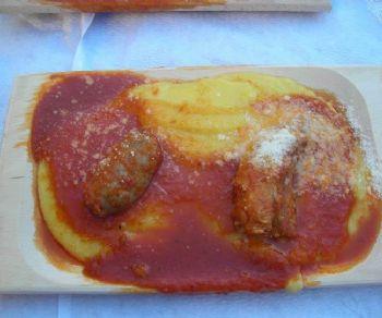 Sagre e degustazioni - Sagra della Polenta e visita al Castello Orsini