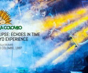 Spettacolo musicale che attraversa tre decadi di Pink Floyd.