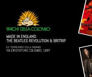 Grande serata dedicata al Rock inglese anni 60/70