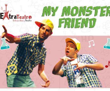 Locandina evento: My Monster Friend