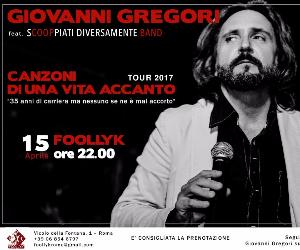 Concerti - Giovanni Gregori in concerto