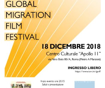 Festival - Global Migration Film Festival 2018