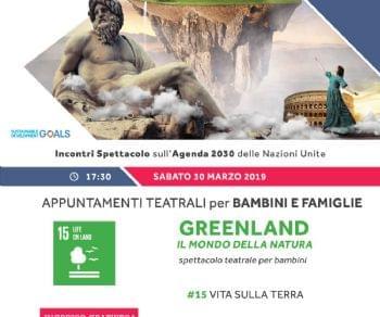 Bambini - Greenland - il mondo della natura