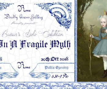 Mostre - Lost in a Fragile Myth solo show by Ray Caesar
