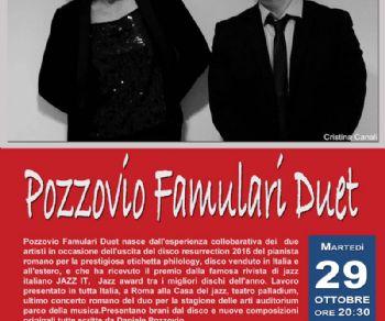 Concerti: Pozzovio Famulari Duet