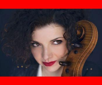 Concerti - Al Gonfalone Miriam Prandi protagonista delle Suites per violoncello solo di Bach