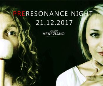 "Presenta il suo nuovo album ""Resonance Night"""