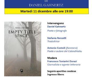 Libri - Empty Title Space